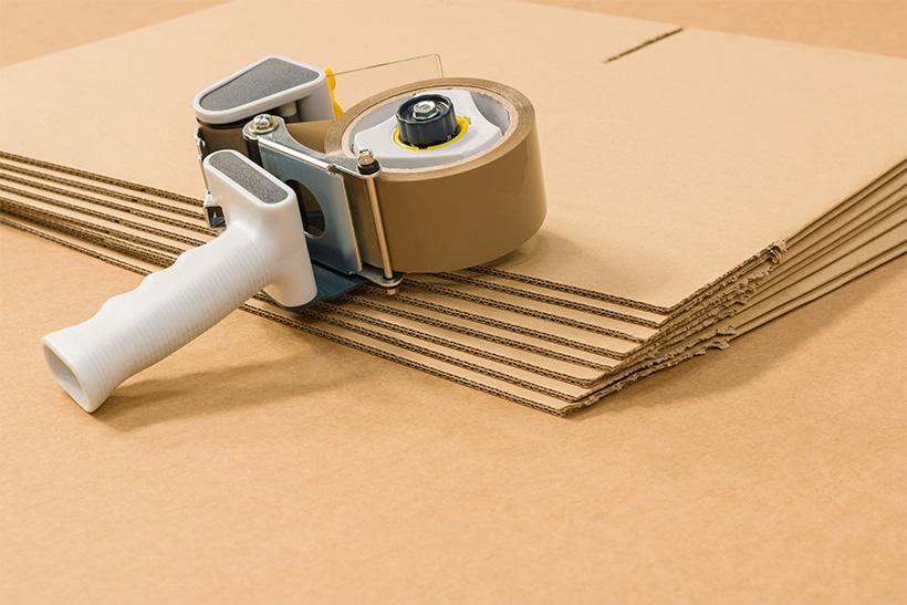 Cardboard Recycled