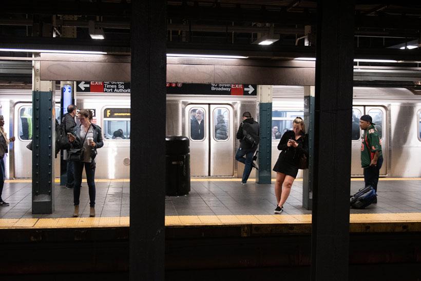 Public Transportation NYC