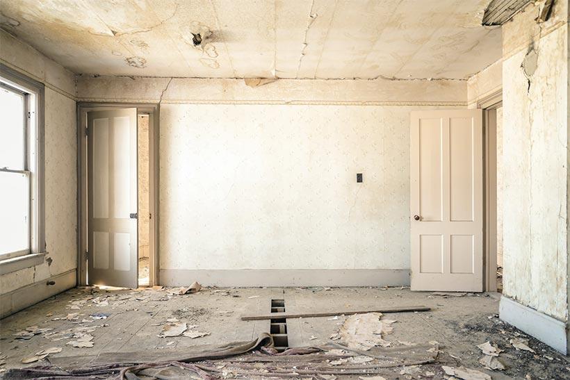 Renovation Of An Apartment